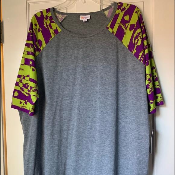 LuLaRoe Tops - Nwt LulaRoe Halloween Irma Tunic Top Shirt Sz L